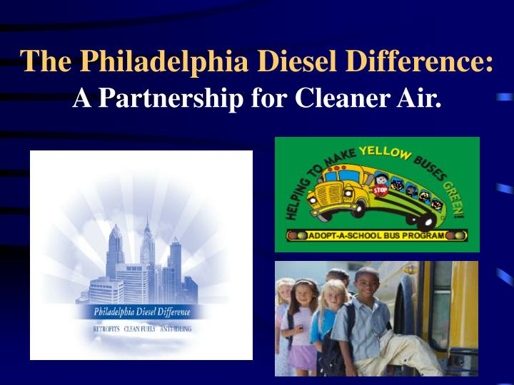 The Philadelphia Diesel Difference: