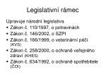 legislativn r mec