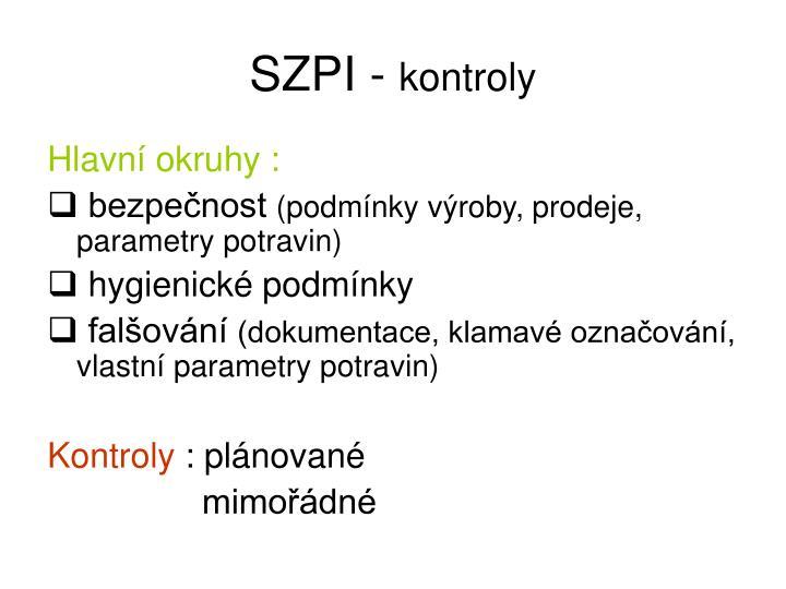 SZPI -