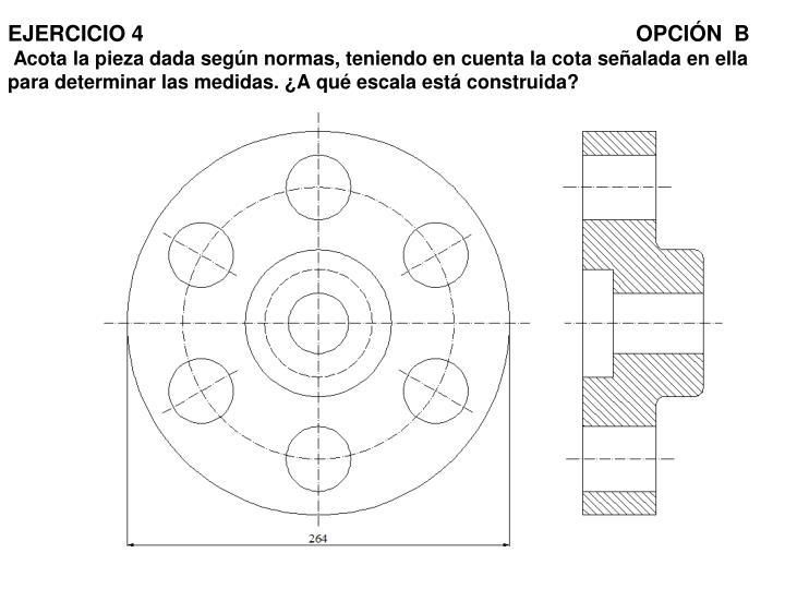 EJERCICIO 4OPCIÓN  B