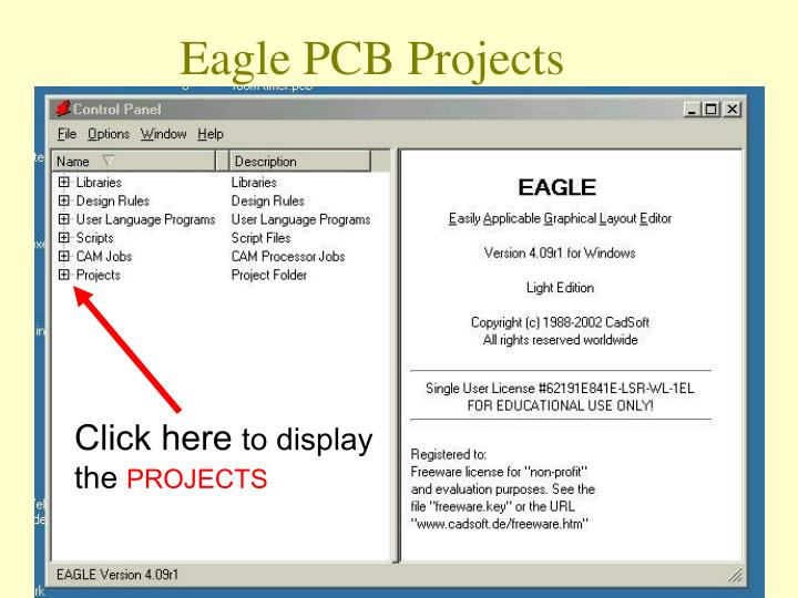 Eagle PCB Projects