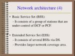 network architecture 4