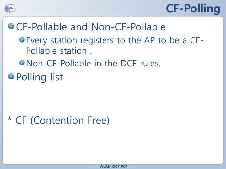 CF-Polling