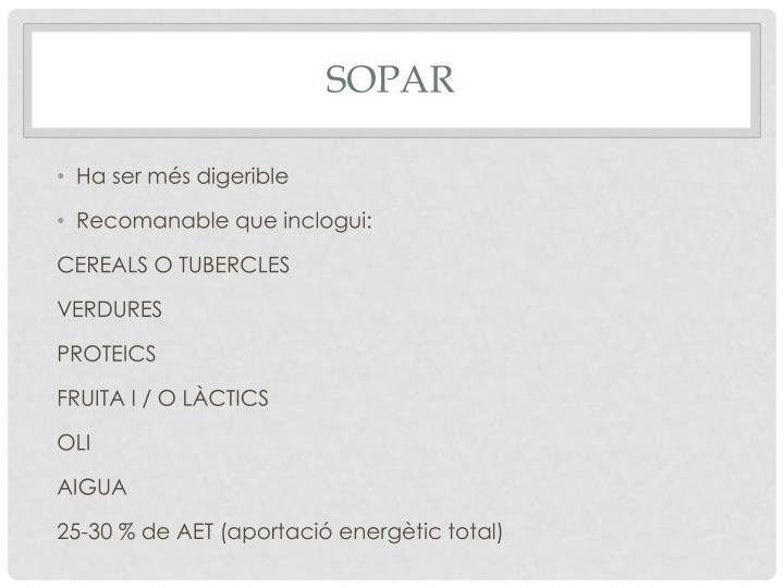 SOPAR