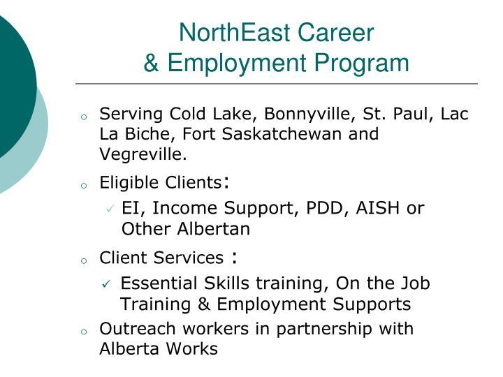 NorthEast Career