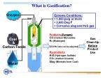what is gasification