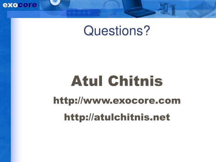 Atul Chitnis