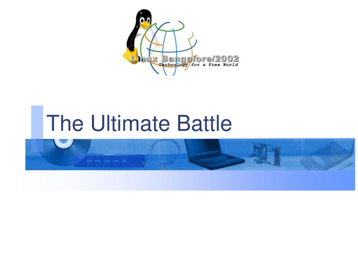 The Ultimate Battle