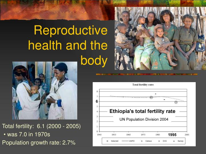 Reproductive health and the body