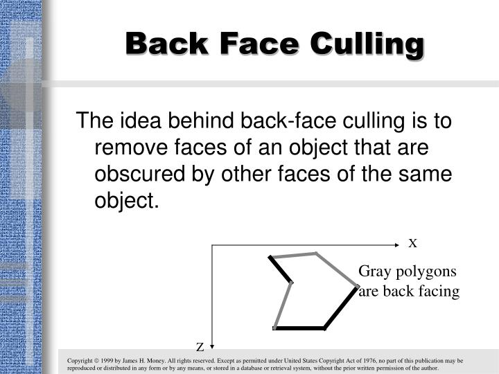 Back Face Culling