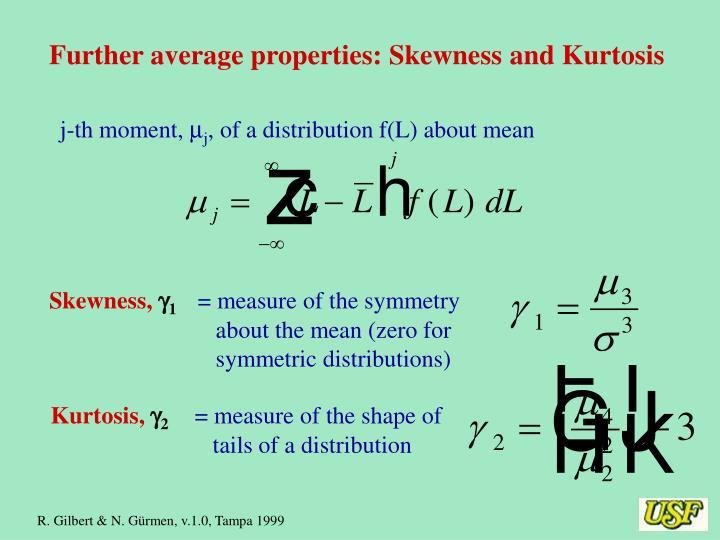 Skewness,