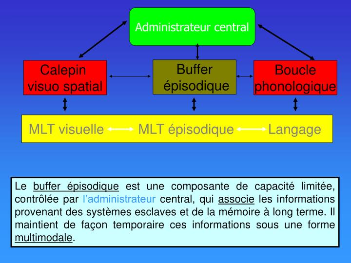 Administrateur central