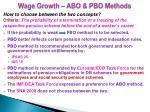 wage growth abo pbo methods2
