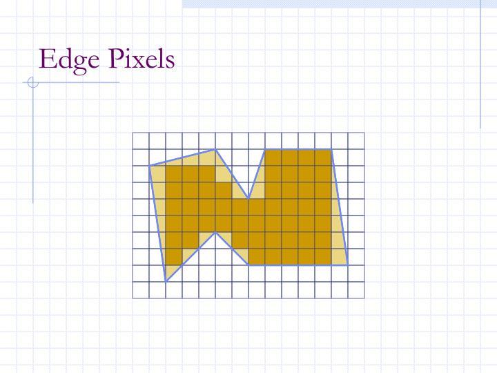 Edge Pixels