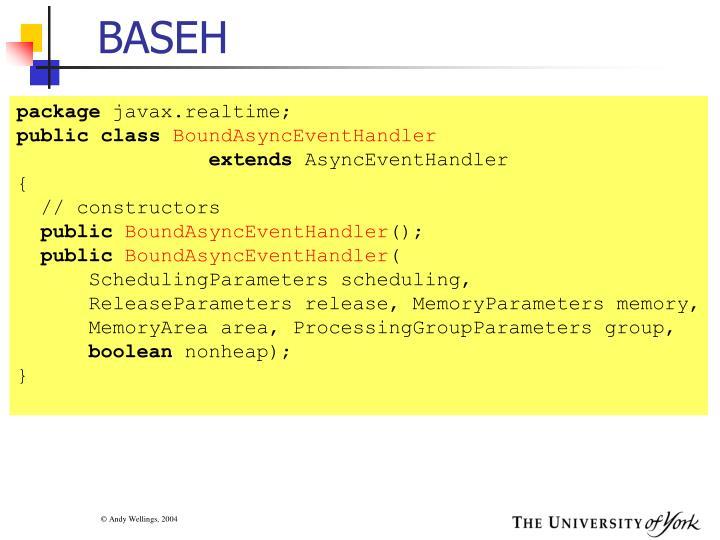 BASEH