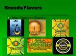 brands flavors2