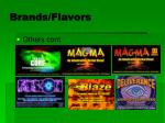 brands flavors3