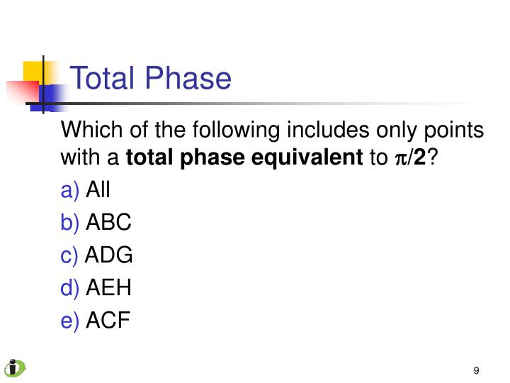 Total Phase