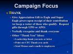 campaign focus4