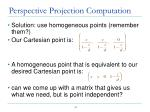 perspective projection computation4