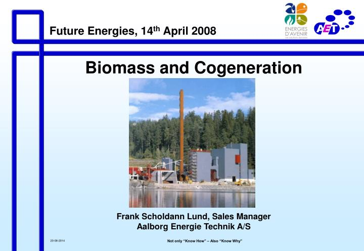 Future Energies, 14