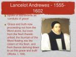 lancelot andrewes 1555 1602