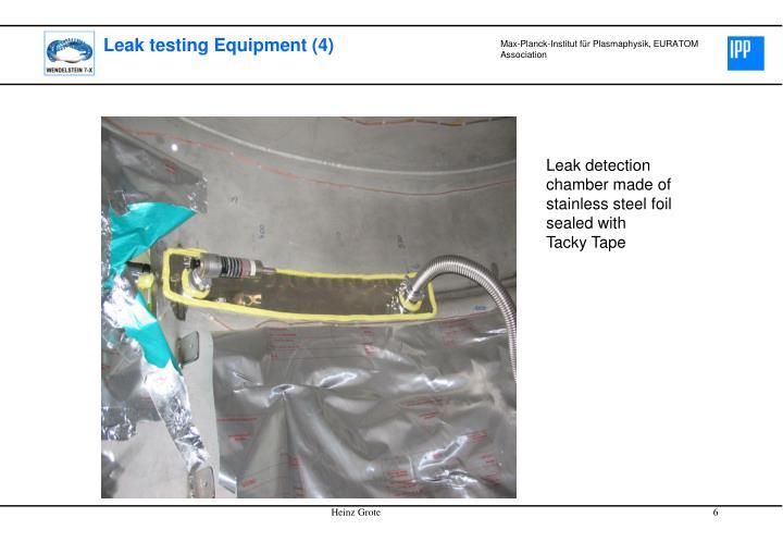 Leak testing Equipment (4)