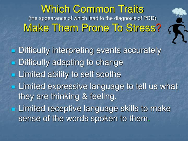 Which Common Traits