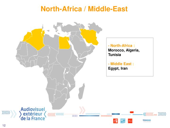 North-Africa / Middle-East