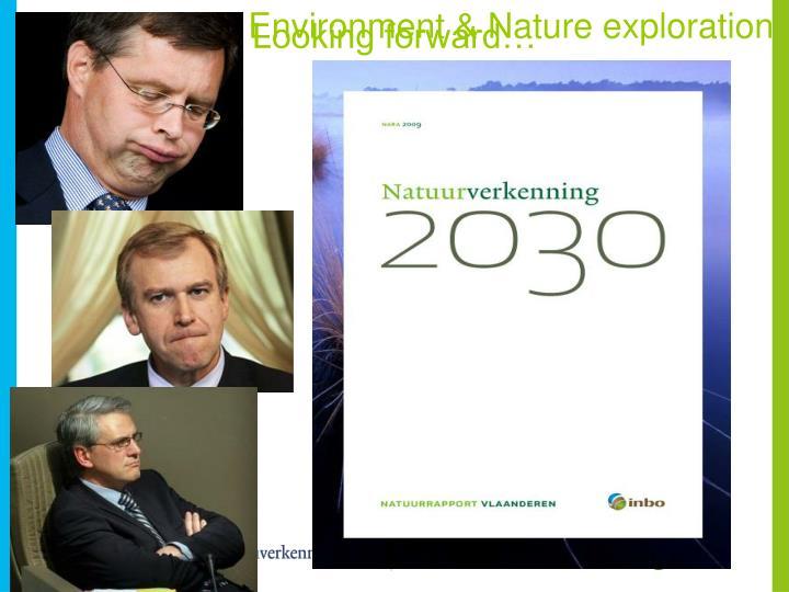 Environment & Nature exploration