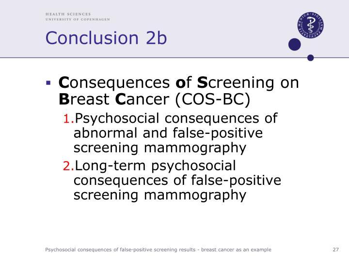 Conclusion 2b