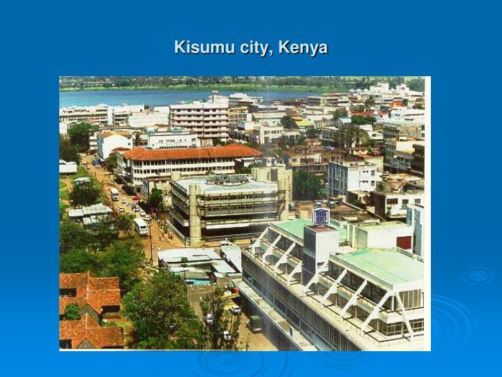 Kisumu city, Kenya