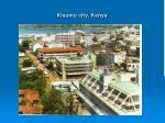 kisumu city kenya