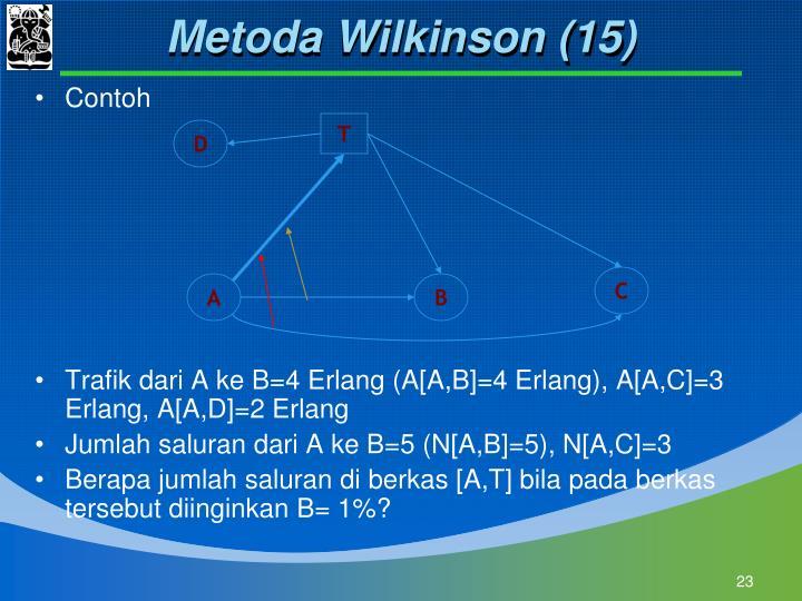 Metoda Wilkinson (15)