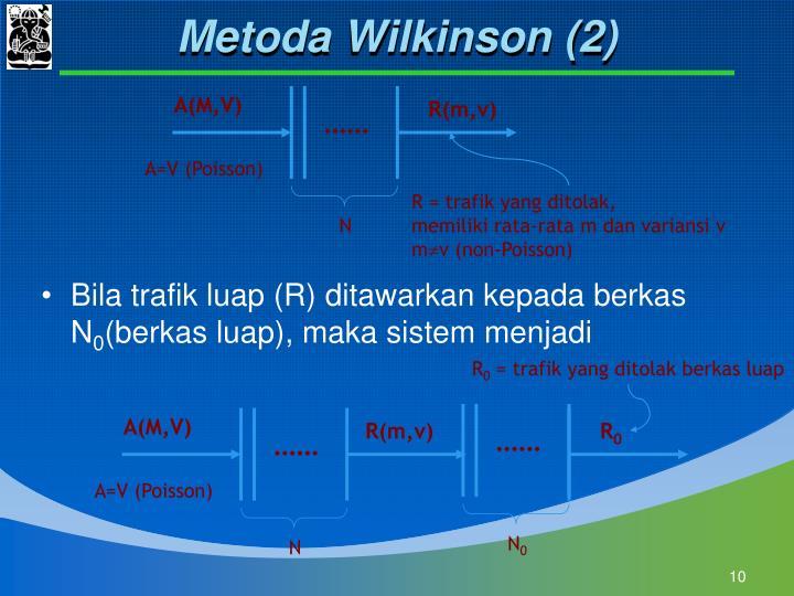 Metoda Wilkinson (2)