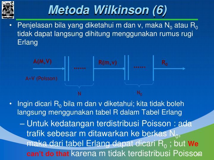Metoda Wilkinson (6)
