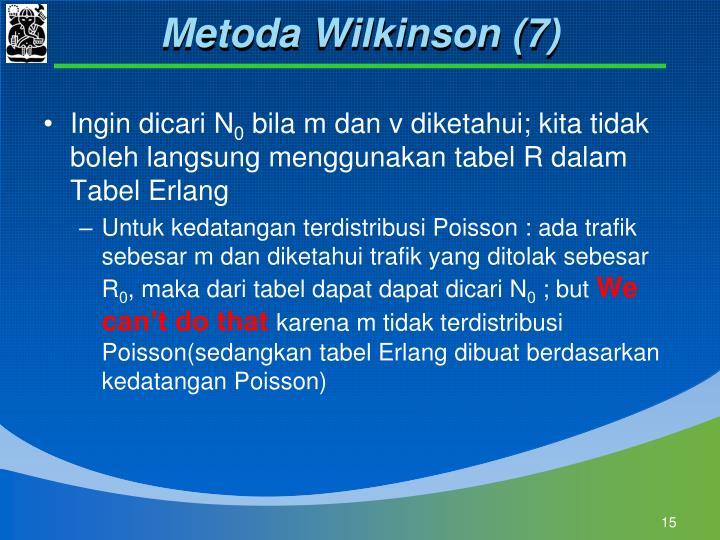 Metoda Wilkinson (7)