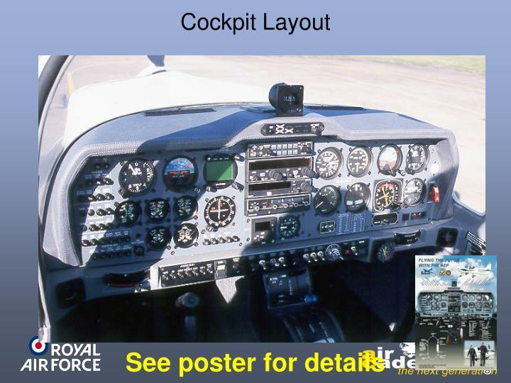 Cockpit Layout