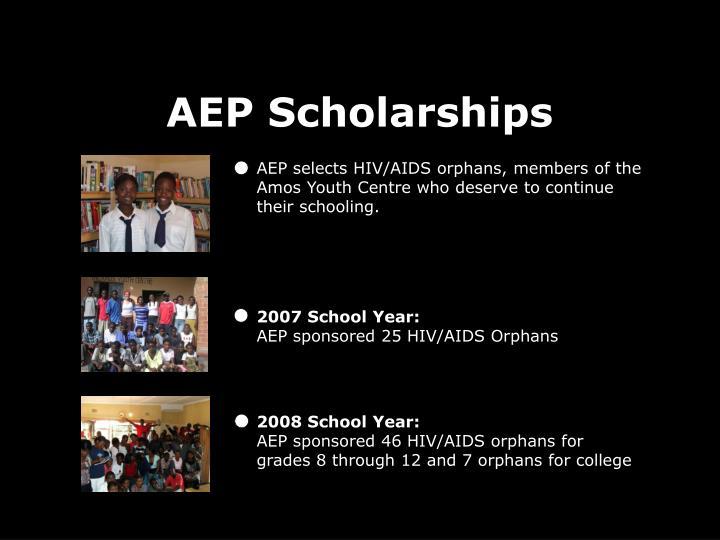 AEP Scholarships