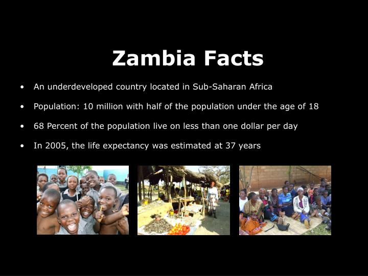 Zambia Facts