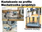kszta cenie na profilu mechatronika projekty1