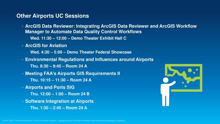 Other Airports UC Sessions