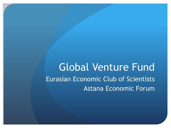 global venture fund