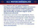 4 1 motor de kl1