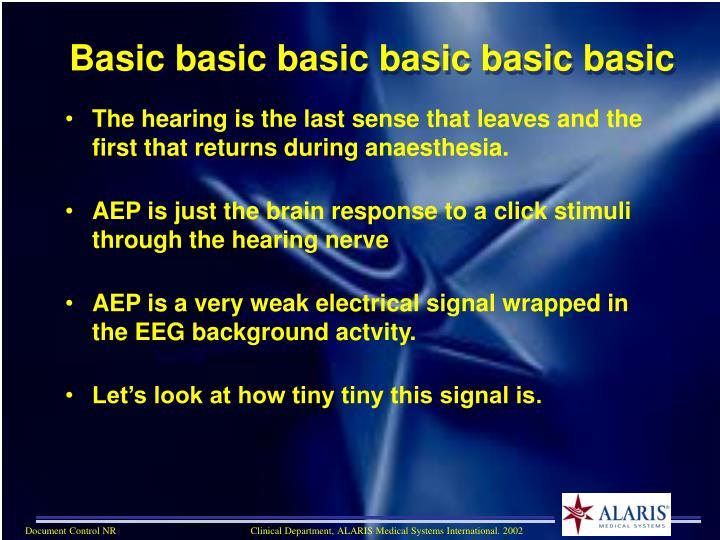 Basic basic basic basic basic basic