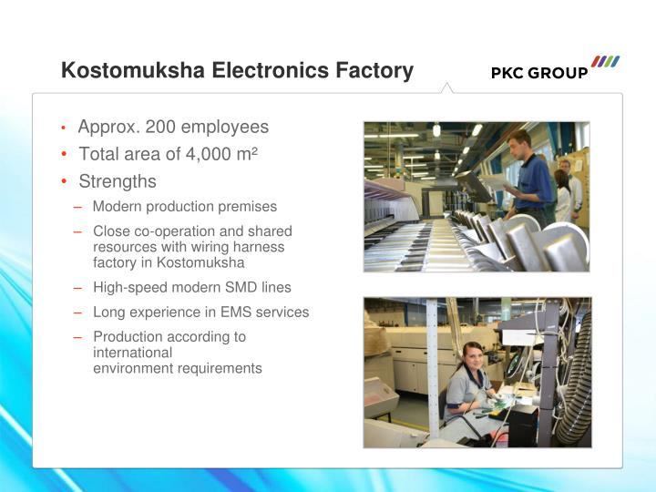 Ppt pkc group plc powerpoint presentation id