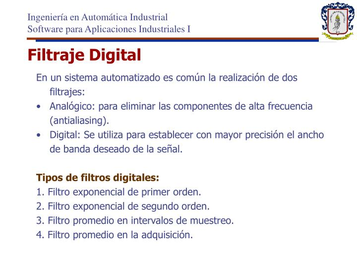 Filtraje digital1