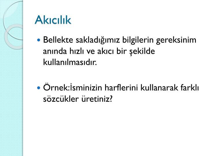 Akclk