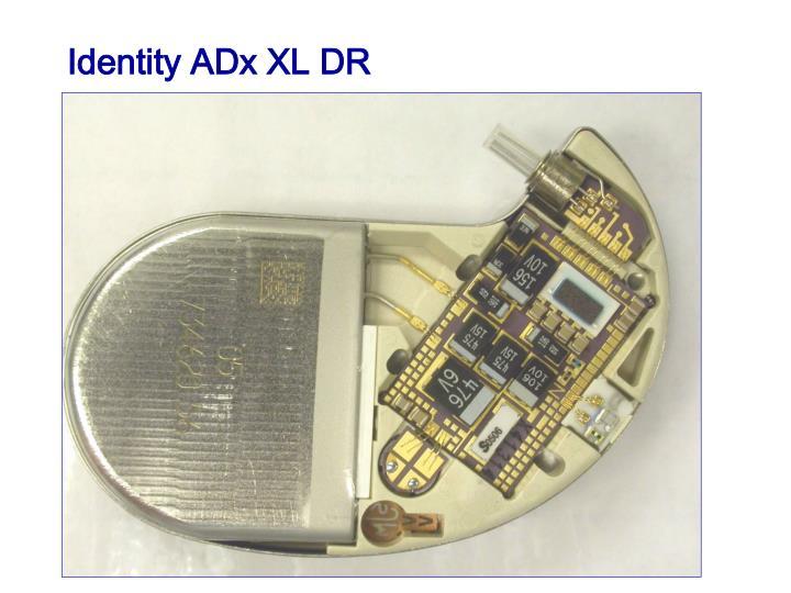 Identity ADx XL DR