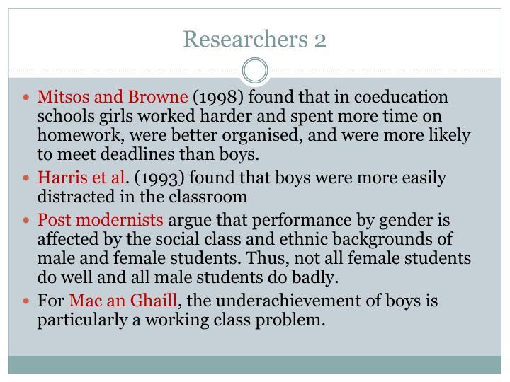 Researchers 2